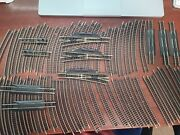 Atlas N Scale Curves Straight Rerailers Switches Large Lot 58 Pieces