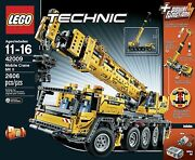 Lego Technic 42009 Mobile Crane Mk Il - 99 Complete And Cleaned