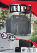 Weber 7130 Grill Cover For Weber Genesis Ii And Genesis 300 Series Gas Grills