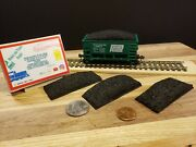 Ho Scale Handmade Ore Car Coal Loads/fits Roundhouse-athearn/walthers