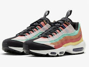 Nike Air Max 95 Black History Month Bhm Multi Color Ct7435-901 Menand039s Size 9
