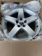 Two Dodge Mopar Alloy Rims 08-09 Challenger Hot Rod 17x7 Really Good Condition