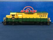 Atlas O Reading 3620 Gp-35 Diesel Engine W/ Lionel Railsounds And Tmcc 1111-1