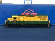 Atlas O Reading 3623 Gp-35 Diesel Engine W/ Lionel Railsounds And Tmcc 1111-2