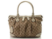 Gg Campus Sookee 2way Tote Bag 247902 Bage Leather Collection Shippingfree