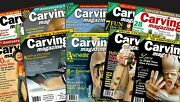 Carving Magazine Choose Your Issue Wood Carving Instructions And Patterns