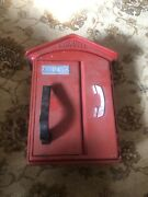 Vintage Gamewell Fire Alarm Call Box Amsterdam Ny 174
