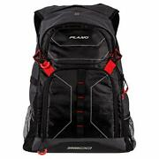 E-series 3600 Tackle Backpack Includes Three 3600 Tackle Storage Stows Black