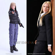 Did 1/6 Fringe Tv-o Olivia Dunham Action Figure 12in Model Movable Joint