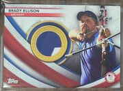 2020-21 Topps Olympic And Paralympic Base, Memorabilia And Subsets-pick From List