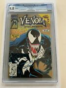 Venom Lethal Protector 1. Cgc 9.8 Wp Gold Cover