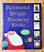 Signed 1st Edition Blooming Books Raymond Briggs The Snowman Father Christmas