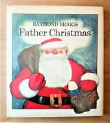 1st Us Edition Of Father Christmas. First Printing. Raymond Briggs The Snowman