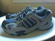 Adidas Trail Fusion Hiking Sneakers Shoes Womens Size 10 Blue