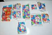 Complete Set Of 8 2013 Wendys Toy R Us Kids Meal Toys Christmas Surprise Toys