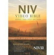 Niv Video Bible Audio And Text On Dvd, Dramatized 2011 By Multivoice