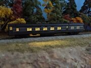Custom Kato N Scale 20th Century Limited Club-lounge Lake Shore From 106-100