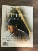 October 6, 1997 Sports Illustrated Boston Edition --ted Williams Signed Magazine