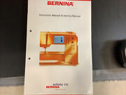 Bernina Artista 170 Sewing Quilting And Embroidery Machine
