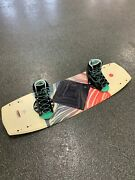 Hyperlite 131cm Venice Wakeboard With 8-11 Jinx Boots