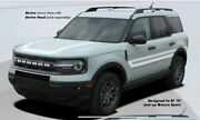 Fits 2021-up Bronco Sport Revive Explorer Retro Hood And Side Decal Graphics C
