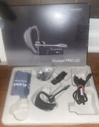 Plantronics Voyager Pro Uc Bluetooth Headset Dongle And More New In Box Bubble Mic