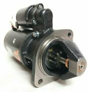 Starter Motor For Tractor Case Series 400, 500, 800 Agricultural Machines