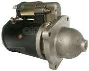 Starter Motor Tractor Ford Truck Ford Cargo. Lucas Type Lrs00107 Lrs107