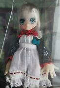 Lil Fairy Want To Get Help From A Cat Erno Azone Dolls Fashion Limited Rare