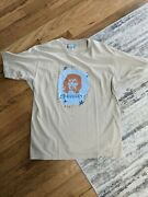 Vintage Nacho Libre Esqueleto I Only Believe In Science Nickelodeon Sz Large