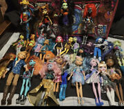 Mattel Monster High And Ever After High