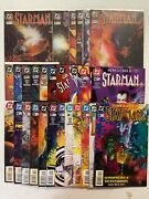 Dc Comics Starman 1-67 Issue 0 Two 1 Specials Annuals 1and2 Vf/vf+ Bagged Boarded