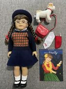 American Girl Dolls Molly And Emily Euc