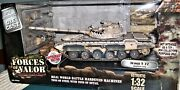 Extremely Rare-forces Of Valor-iraqi T-72 Tank-baghdad 2003-diecast 132 80015