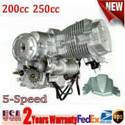 4-stroke 200cc 250cc Cg250 Engine Vertical Engine Air Cooled 5speed Transmission
