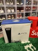 Sony Ps5 Playstation 5 Console Disc Version New In Hand -