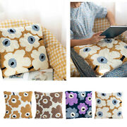 Throw Pillow Cover Sofa Cushion Pad Needle Crochet Sewing Embroidery Kits