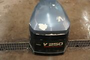 Yamaha Outboard 250 Ox66 Top Cowl Freshwater