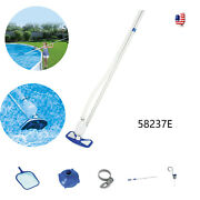 Bestway Above Ground Pool Cleaning Vacuum And Maintenance Accessories Set 58237e