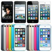 Apple Ipod Touch 1st 2nd 3rd 4th 5th 6th Generation From 8gb - 128gb Lot Tested