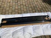 Bentley Bentayga Genuine Oem Pair Carbon Fibre Side Sills 36a071685 And 36a071786