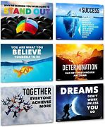 Classroom Decorations - High School Motivational Posters - Educational And Inspi