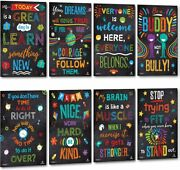 Classroom Poster Decorations - Motivational Kindness And Inspirational Themes