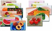 Fruits And Vegetables Posters Real Photo Classroom Decorations For Preschool Bulle