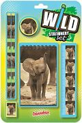 Set - Baby Elephant From Deluxebase. These Cute Stationary Sets For Girls Includ