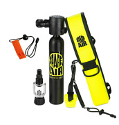 Spare Air Model 300 Package Kit 3.0 Cu Ft W Safety Whistle