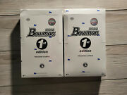 2021 Bowman Baseball 1st Edition 48 Packs - 2 Boxes - In Hand