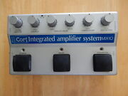 Vintage 1980's Cort Guitar Pedal Integrated Amplifier System Mix 10 / Mint