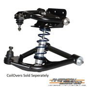 Ridetech 1963-1970 Chevy C10 Front Strongarms For Coilovers 11342699