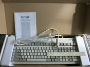 Fsq4vy Fk-9000 Keypro Vintage Mechanical Keyboard White Alps Switches New In Box